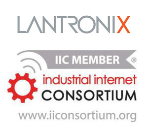 Lantronix Joins the Industrial Internet Consortium to Accelerate Adoption of the Internet of Things